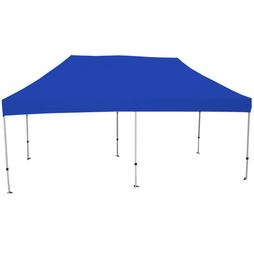 King Canopy 10' x 20' Blue Cover Canopy