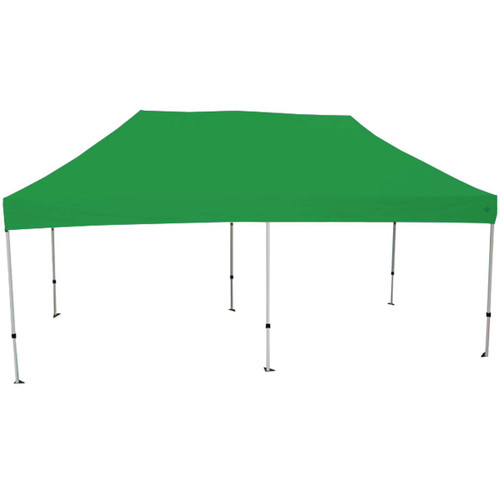 King Canopy 10' x 20' Green Cover Canopy