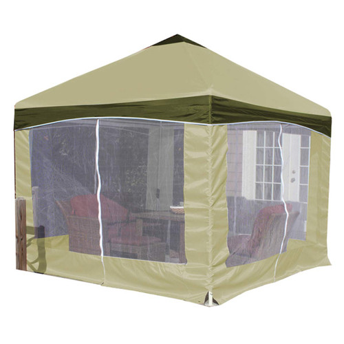 King Canopy 10' x 10' Olive Branch Garden Canopy