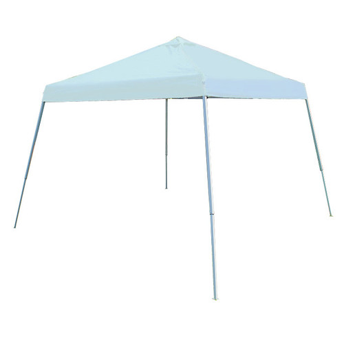 King Canopy  10' x 10' White Instant Pop Up Tent