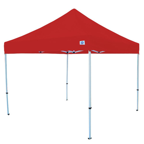 King Canopy  10' x 10' Tuff Tent Canopy - Red