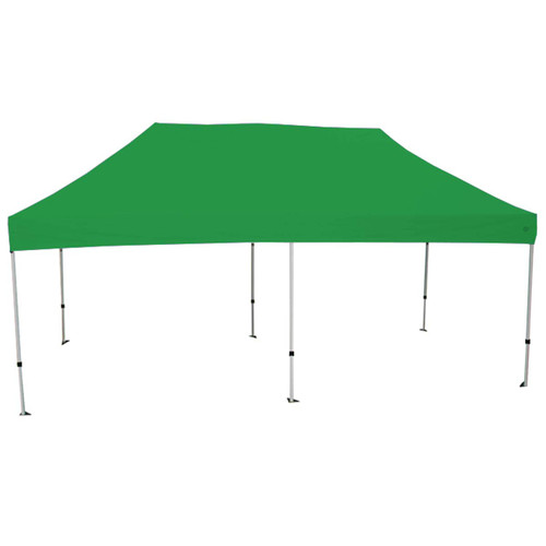 King Canopy 10' x 20' Canopy with Green Cover
