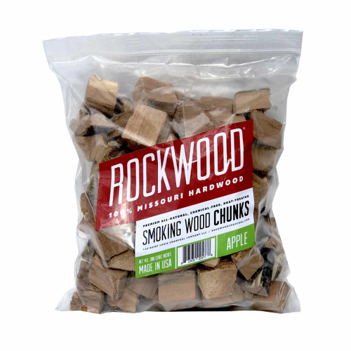 Rockwood Smoking Wood Chunks - Apple