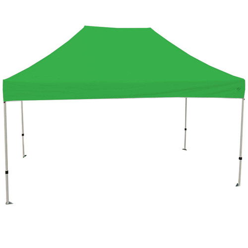 King Canopy 10' x 15' Canopy with Green Cover