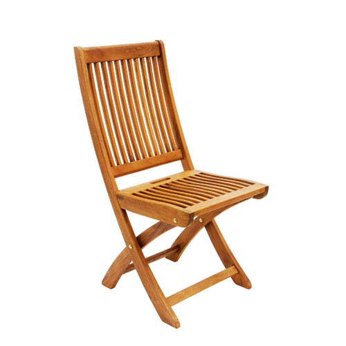 Folding Dining Chair Without Arms