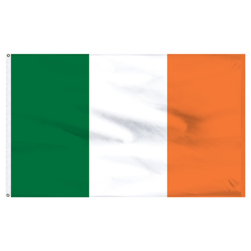 "Ireland 12"" x 18"" Nylon Flag"