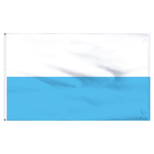 "San Marino 12"" x 18"" Nylon Flag - No Seal"