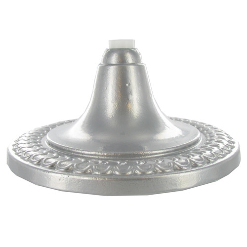 Guidon Flagpole Silver Floor Stand