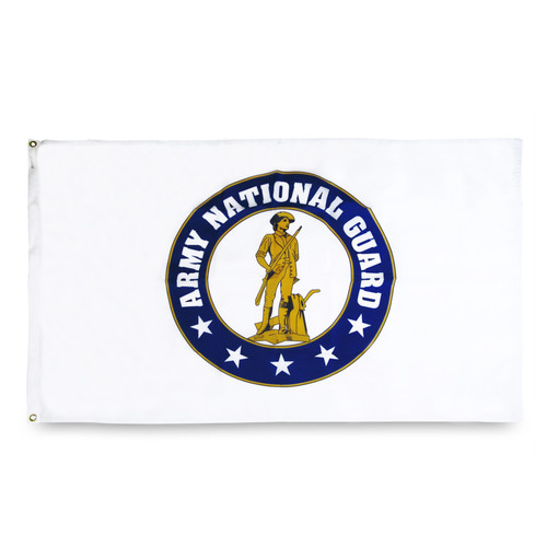 Army National Guard Flag 3ft x 5ft Nylon By Valley Forge