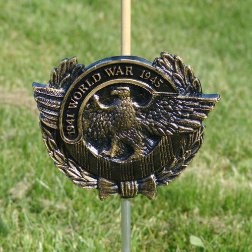 World War II Grave Marker