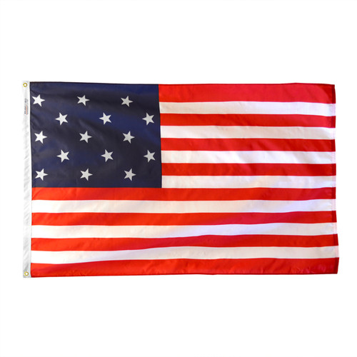 Star Spangled Banner 2ft x 3ft Nylon Flag