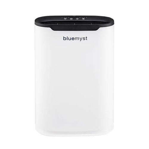 Air Purifier with 5-Stage HEPA Filtration and Remote Control