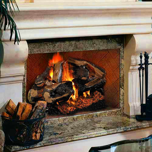 Clean, convenient and easy fire in seconds