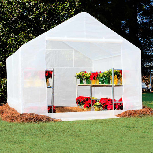 King Canopy 10' x 10' Greenhouse - GH1010PCS
