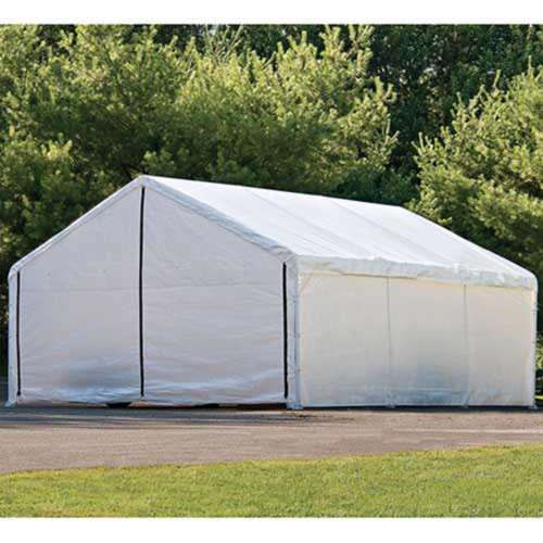 ShelterLogic 18' x 20' Super Max Canopy Enclosure Kit