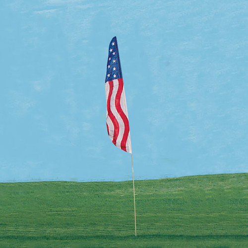 Americana Feather Flag