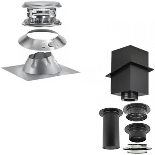 7'' DuraTech Cathedral Ceiling Support Kit - DT720-KIT