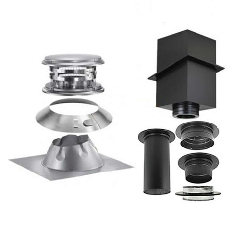 6'' DuraTech Cathedral Ceiling Support Kit - DT620-KIT