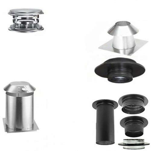 8'' DuraTech Round Ceiling Support Kit - DT810-KIT