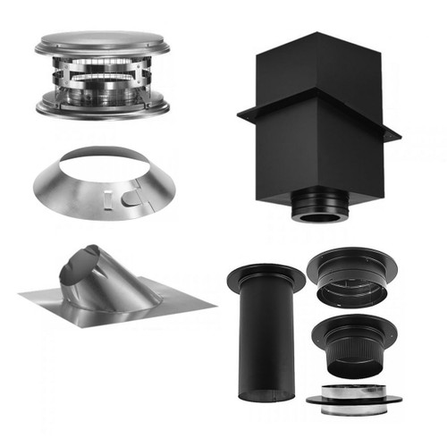 8'' DuraTech Cathedral Ceiling Support Kit - DT820-KIT