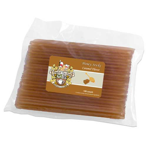 ETS Honey Sticks - Caramel 100 count