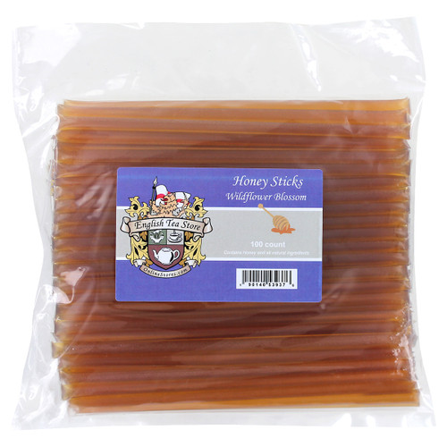 ETS Honey Sticks - Wildflower Blossom - 100 count