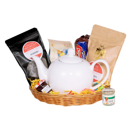 Afternoon Tea Gift Basket