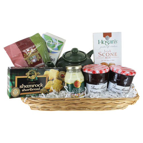 Decaffeinated Irish Gift Basket