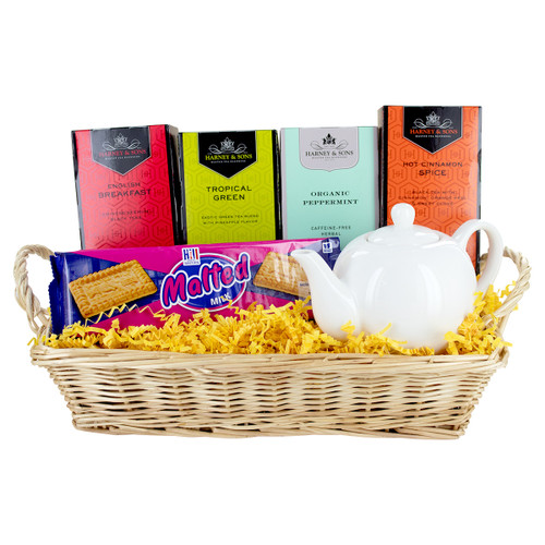 Harney & Sons Teas Gift Basket