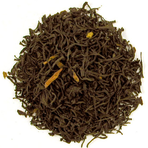 Orange Spice Flavored Black Tea - Loose Leaf