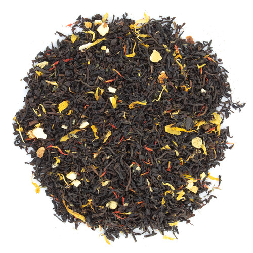 Chocolate Orange Flavored Black  Tea - Loose Leaf