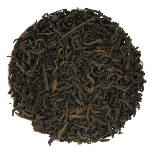 Golden Pu-erh Tea  - Loose Leaf