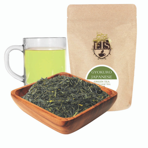 Gyokuro Japanese Green Tea - Loose Leaf