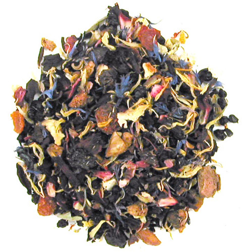 Caffeine Free Tutti Fruiti Herbal Tea for Kids - Loose Leaf