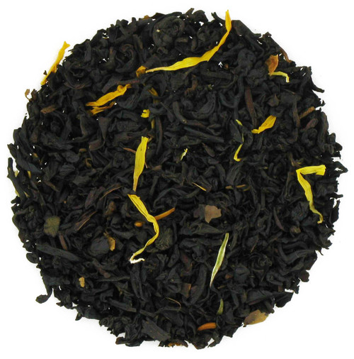 Organic Pomegranate Lemon Flavored Black Tea  - Loose Leaf