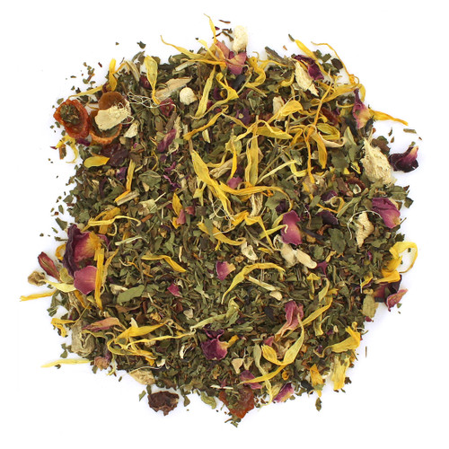 Ayurvedic Total Body - Wellness Tea - Loose Leaf- Sampler Size - 1oz