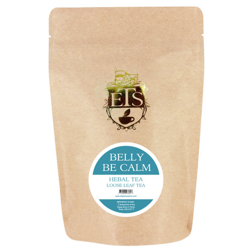 Belly Be Calm - Wellness Tea - Loose Leaf Tea - Sampler Size - 1oz