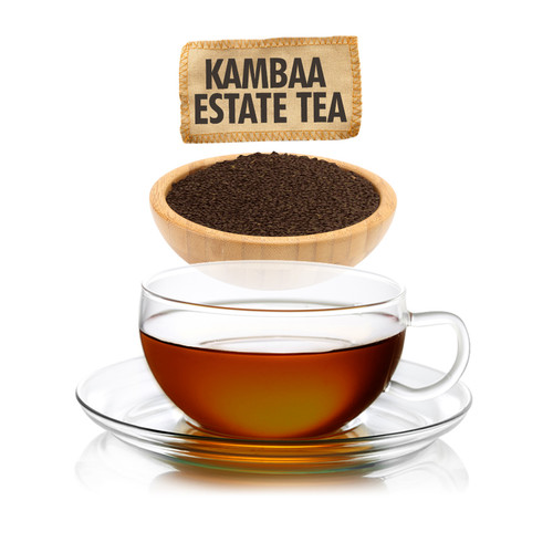 Kambaa Estate Tea - Loose Leaf - Sampler Size - 1oz