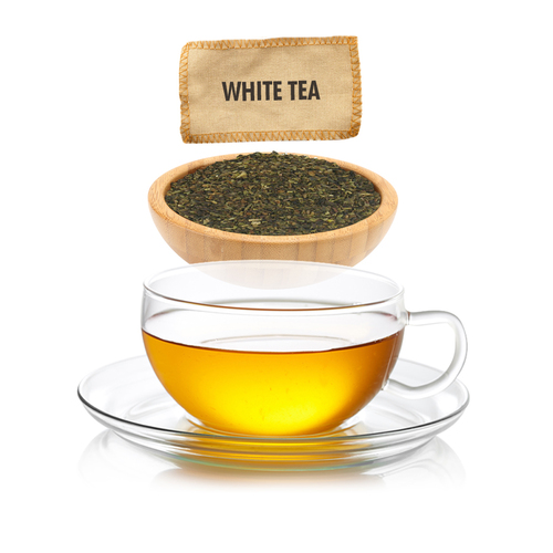 White Tea - Loose Leaf - Sampler Size - 1oz
