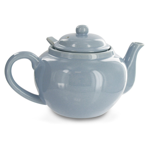 Amsterdam 2 Cup Infuser Teapot - Powder Blue