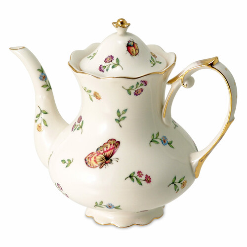 Morning Meadows Teapot - 32oz