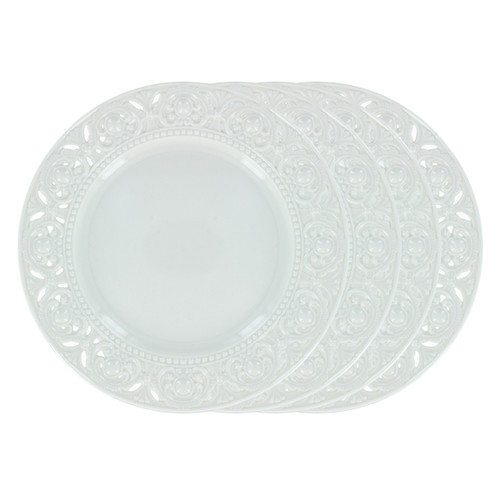 Beaufort Porcelain Dessert Plate - Set of 4