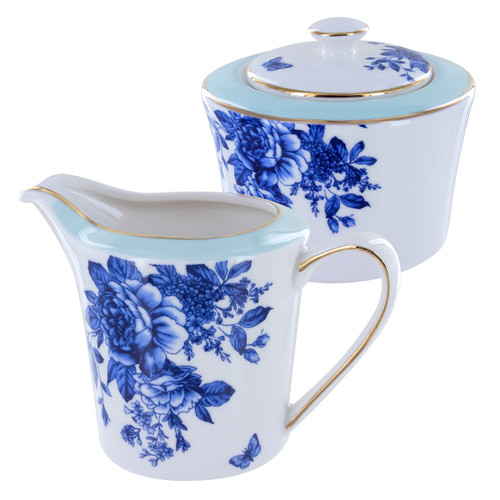 Rosemoor Sugar and Creamer Set