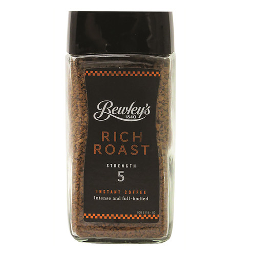 Bewley's Rich Roast Strong Ground Coffee - 3.5 oz (100g)