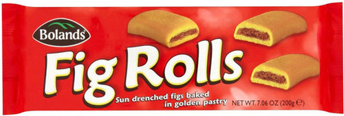 Bolands Fig Rolls 7.06oz (200g)