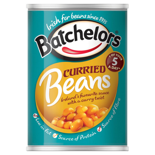 Batchelor's Curried Beans - 14.10oz (400g)