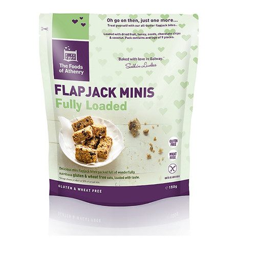 Flapjack Minis - Fully Loaded - 5.5oz (150g)