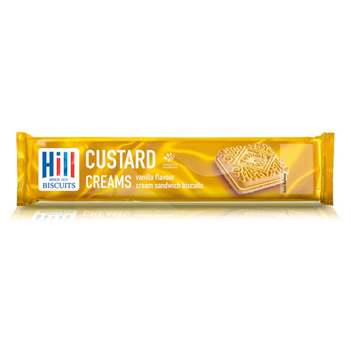 Hill Biscuits - Custard Cream Biscuits 5.03 oz (150g)