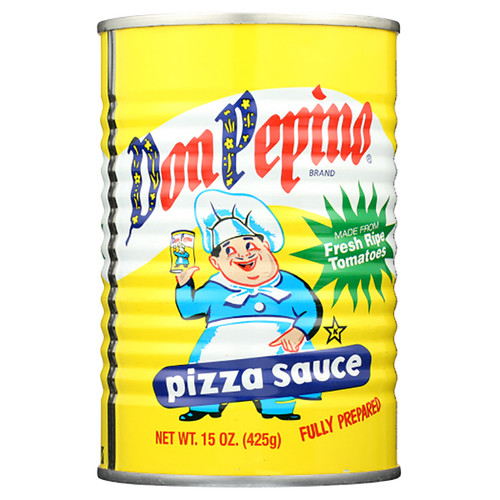 Don Pepino Pizza Sauce - 14.5oz (411g)