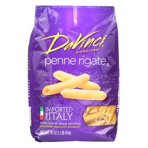 DaVinci Pasta Penne Rigate - 16oz